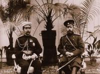 Король Рама V и Николай II