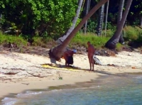 Нудизм на пляжах Ко Чанга